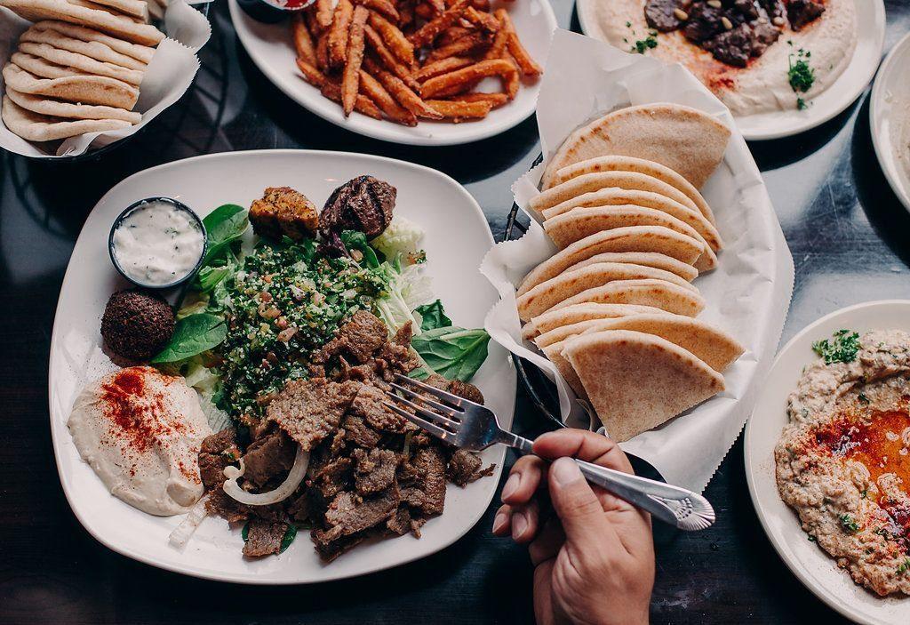 Mediterranean Cafe Burnsville MN