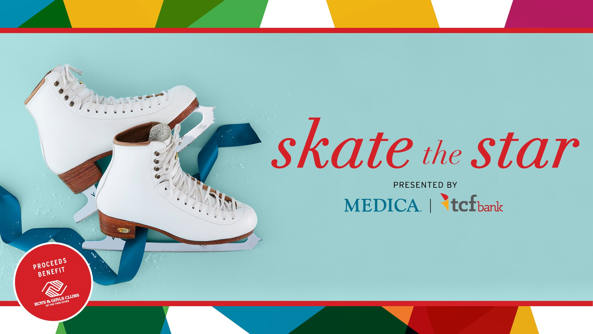 Skate the Star presented by Medica + TCF Bank