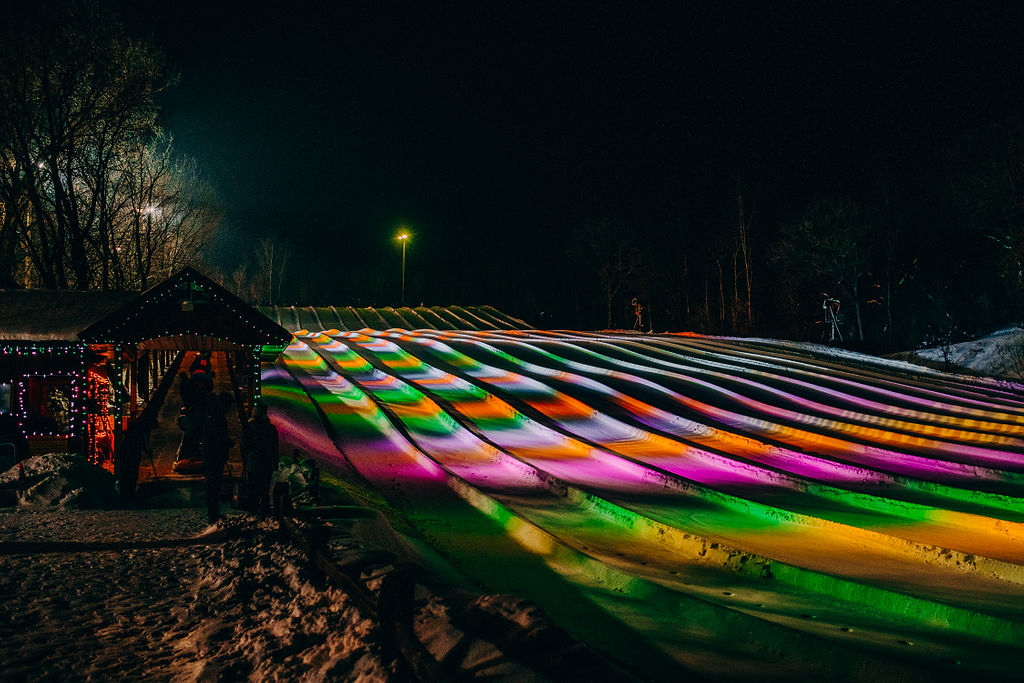 Northern Lights Tubing