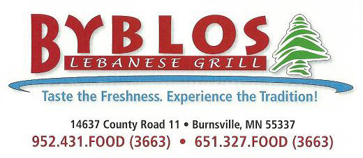 Byblos Lebanese Grill