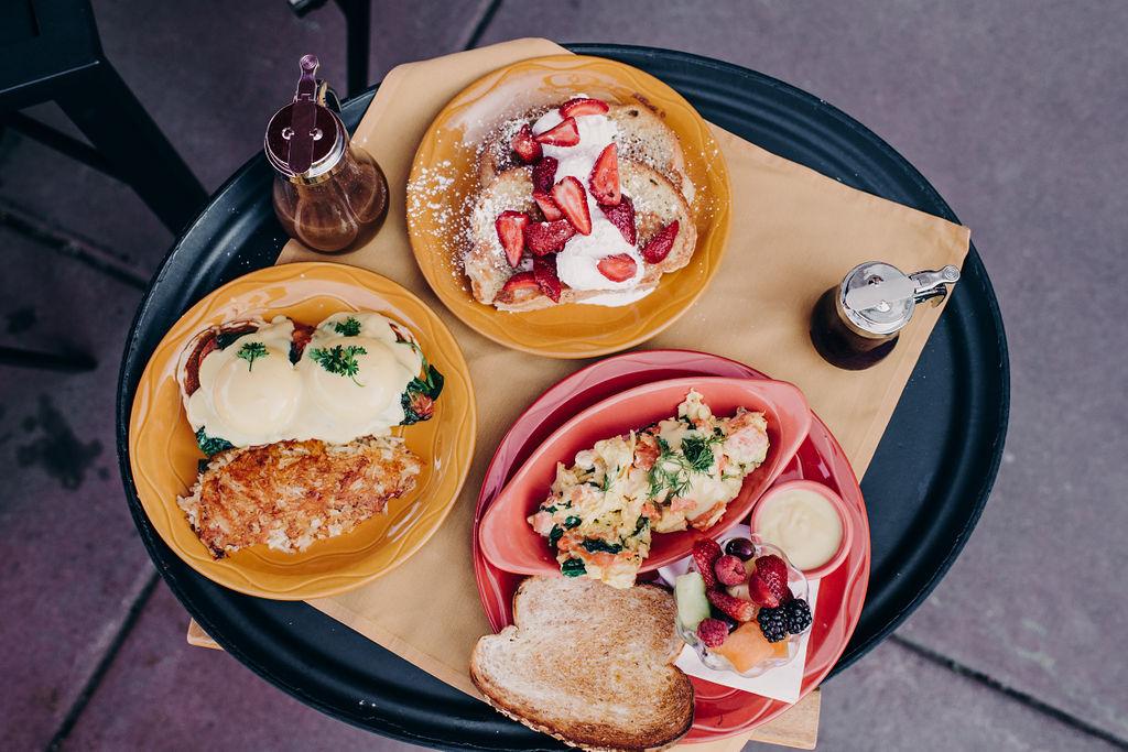 Jensen's Cafe Food