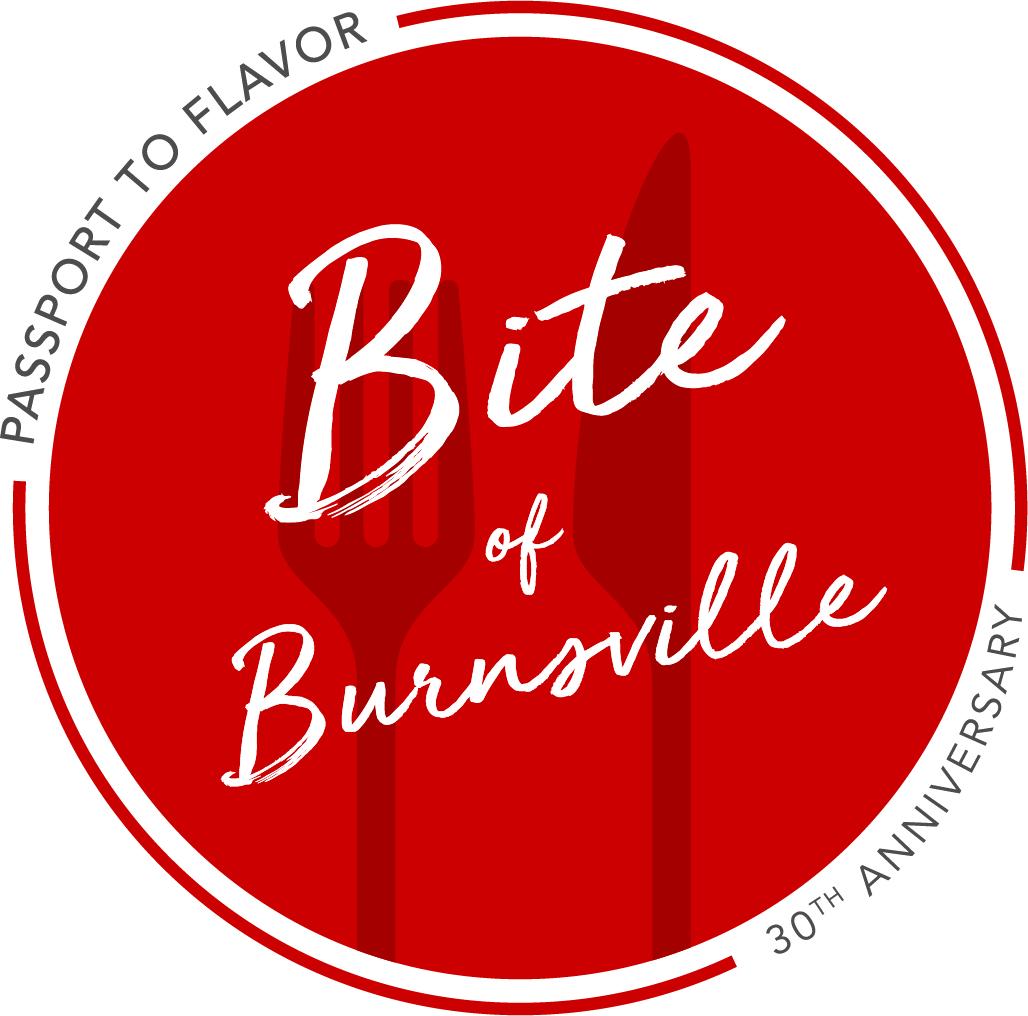 Bite of Burnsville Logo