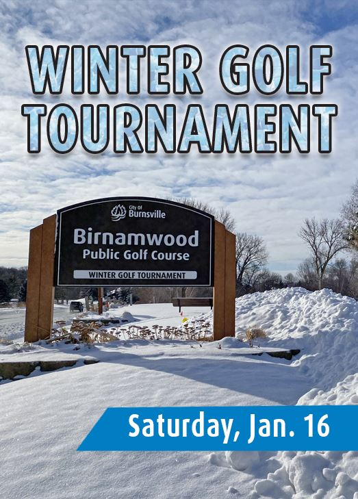 Winter Golf Tournament