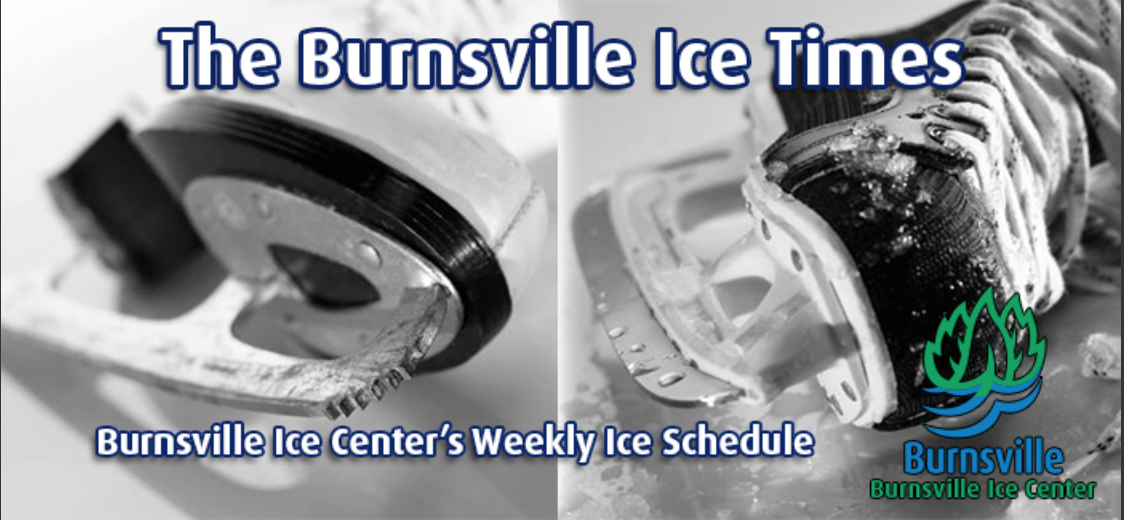 Burnsville Ice Times