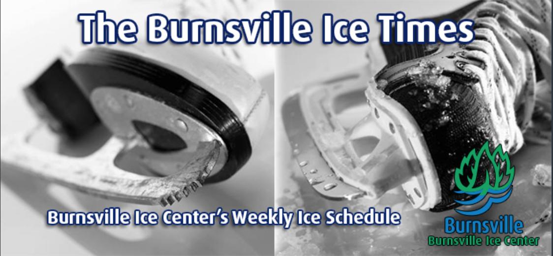 Burnsville Ice Times