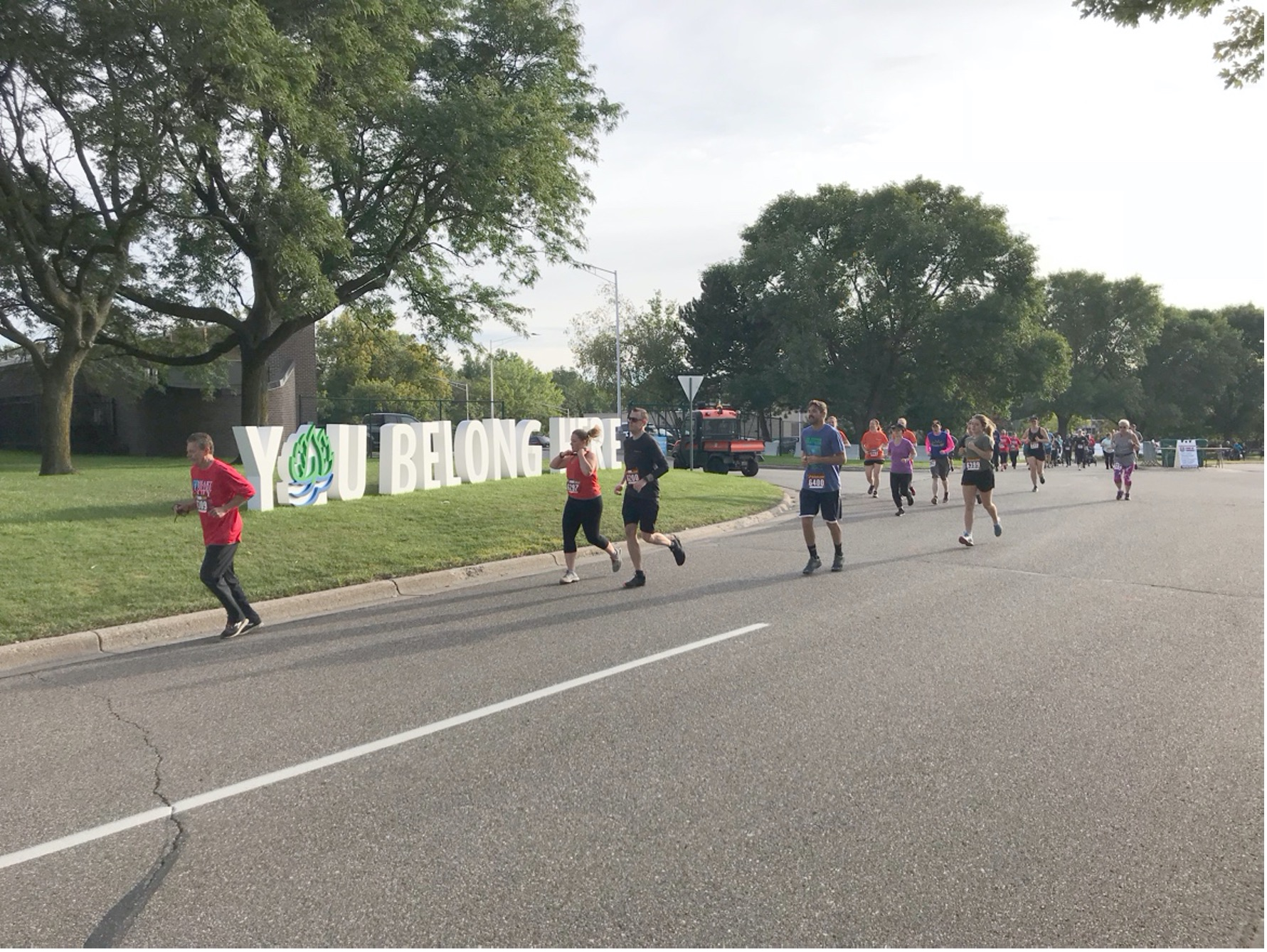 Heart of the City Race | A Run to Remember