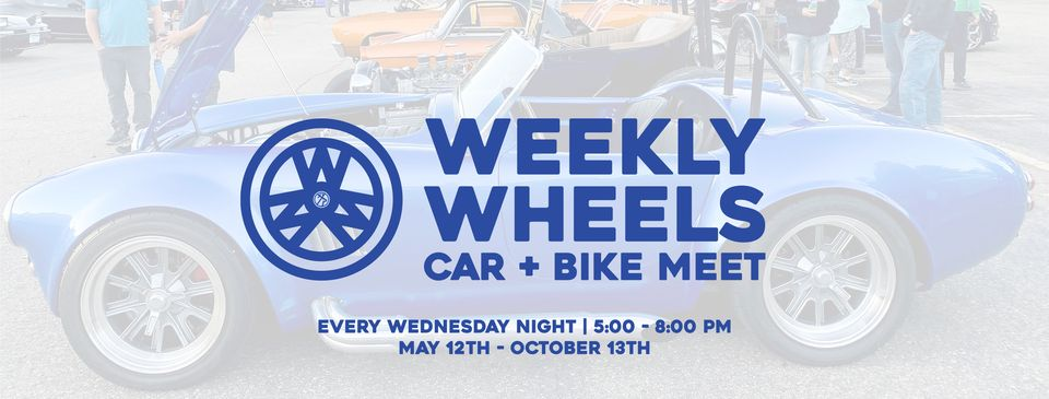 Weekly Wheels