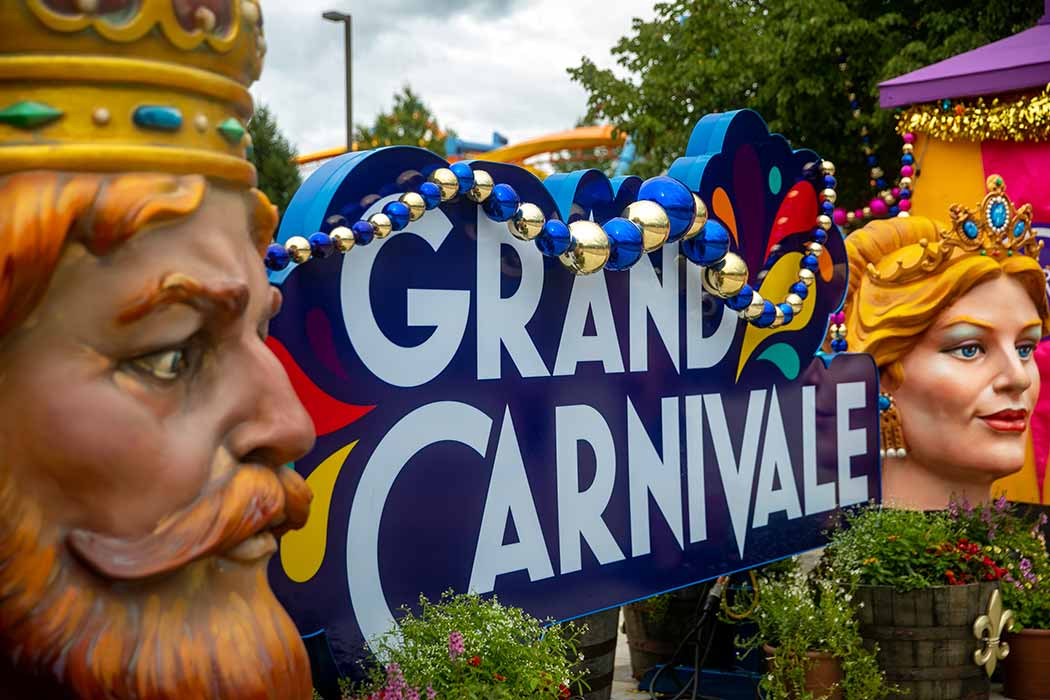 Grand Carnivale at Valleyfair