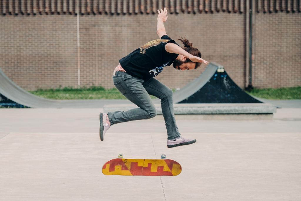 Burnsville Lions Skate Park