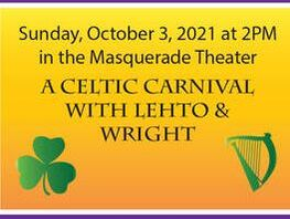 A Celtic Carnival with Lehto and Wright