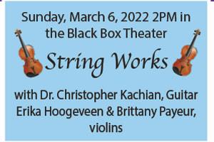 String Works Dakota Valley Symphony